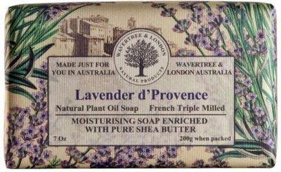 Lavender d'Provence Soap Wavertree & London