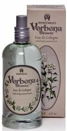 Verbena Blossom Eau de Cologne Natural Spray