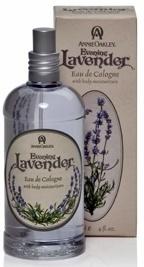 Evening Lavender Eau de Cologne Natural Spray