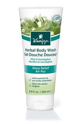 Herbal Body Wash Mint & Eucalyptus Kneipp