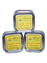 Orange Blossom Honey Healing Hand and Cuticle Salve