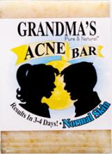 Grandma's Acne Bar for Normal Skin