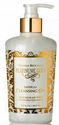 Platinume Gold Imperial Cleansing Gel 13.5 oz
