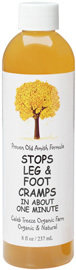 Stops Leg & Foot Cramps