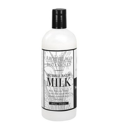 Soy Milk Bubble Bath