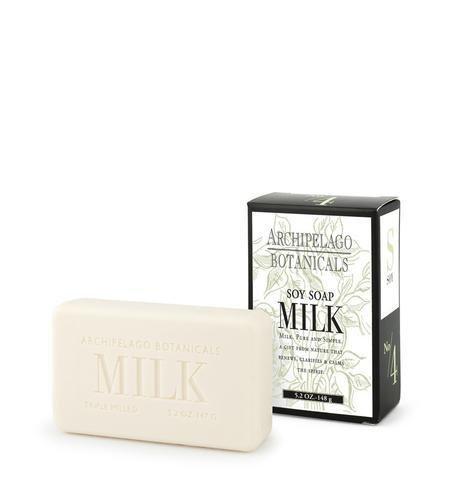 Soy Milk Soap