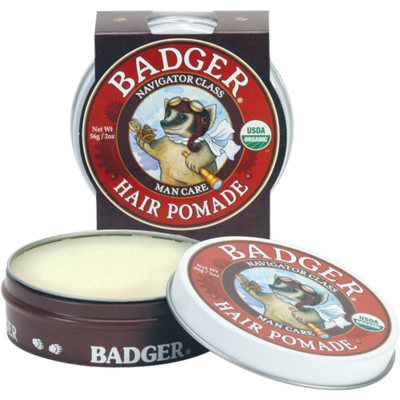 Badger Man Care Hair Pomade