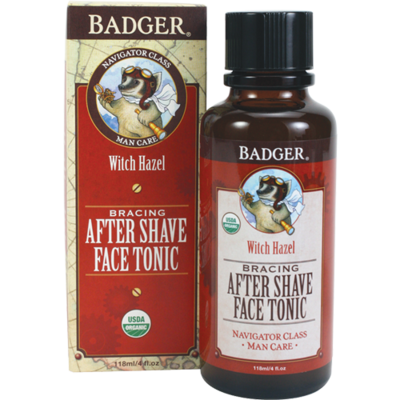 Badger Man Care After Shave Face Tonic