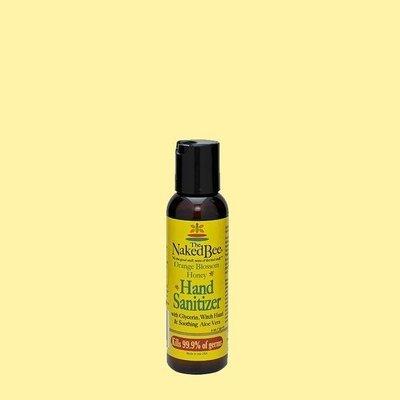 Orange Blossom Honey Hand Sanitizer  2oz