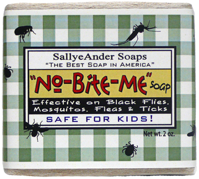 No-Bite-Me Soap SallyeAnder