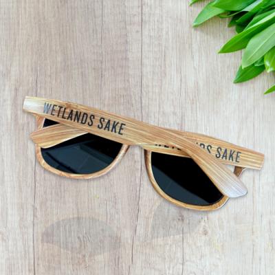 Light Wood Sunglasses