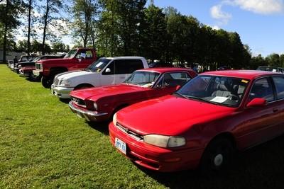 Car Sales - weekend pass - passenger