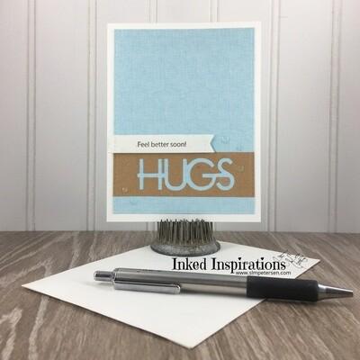 Feel Better Soon Hugs