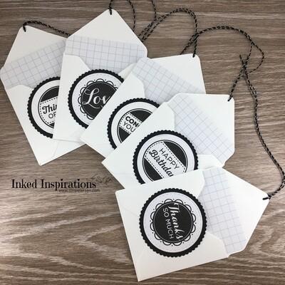 Pocket Gift Tags
