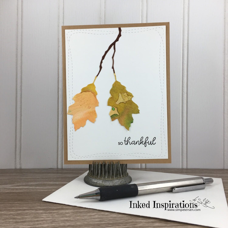 So Thankful - Leaf Duo