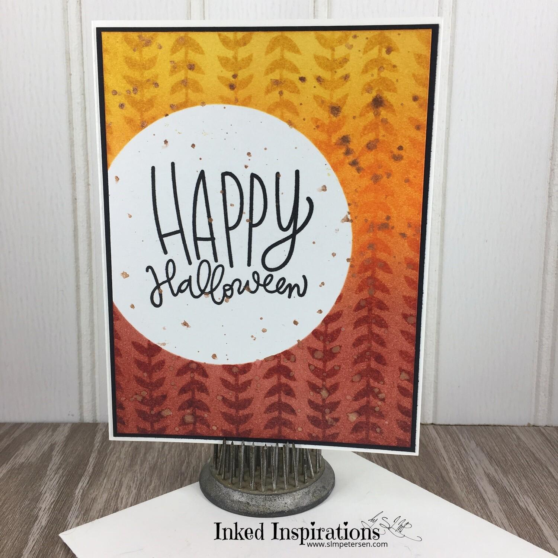 Happy Halloween - Vines