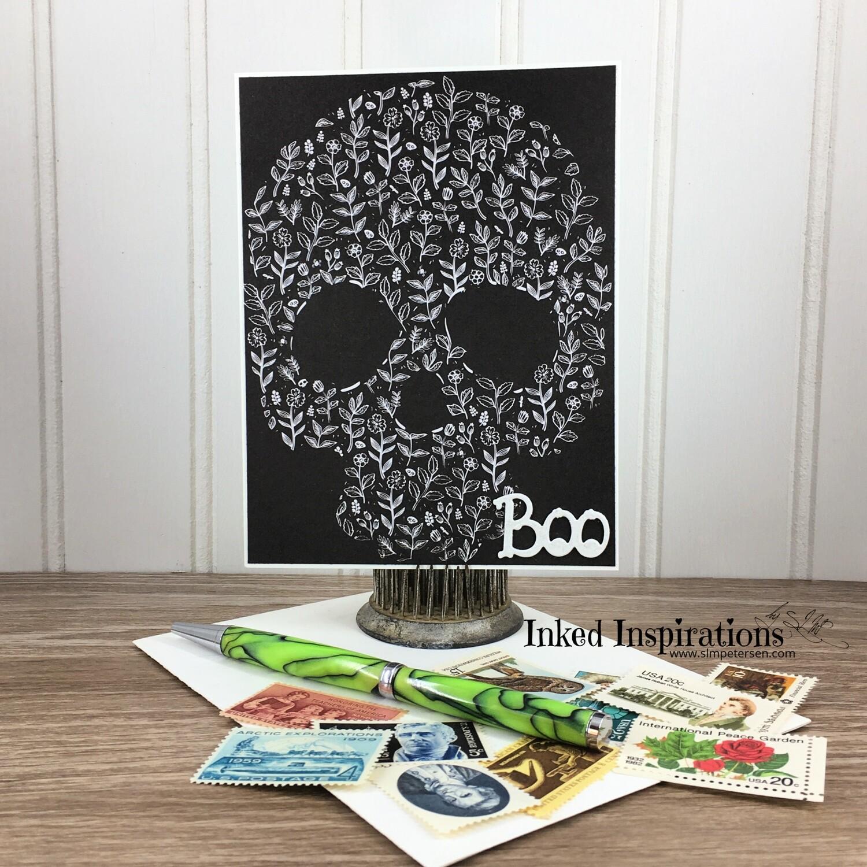 Boo - Skull