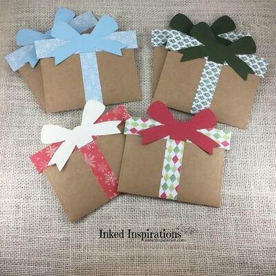 Gift Package - Gift Card Holder