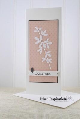 Love & Hugs- Slimline