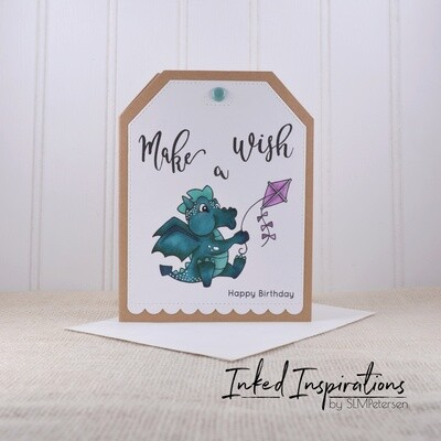 Make a Wish-Dragon