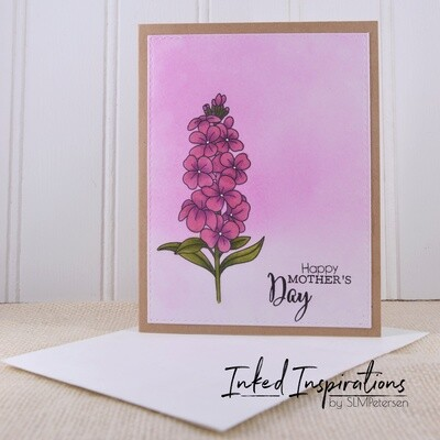 Happy Mother's Day - Pink Fireweed