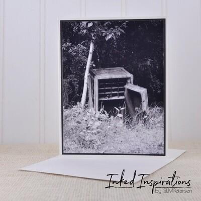 Safe at Rika's Roadhouse - Original Photography