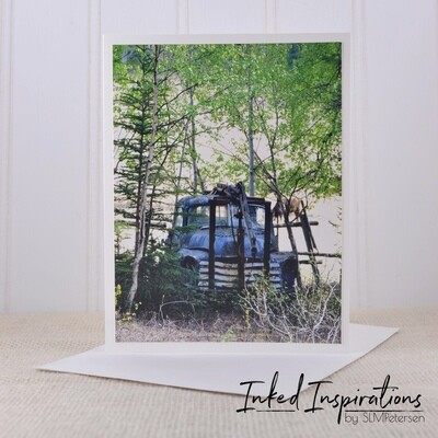 Tow Truck - Original Photography