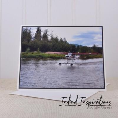 Piper Super Cub on Floats (2) - Original Photography