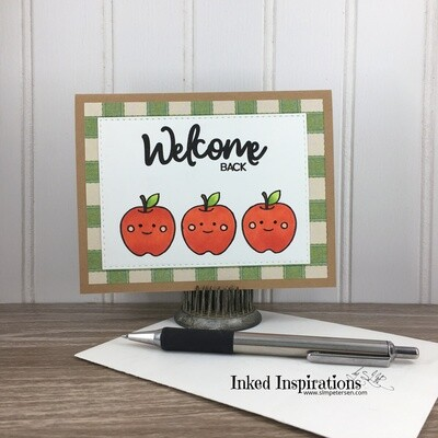 Welcome Back - Apple Trio