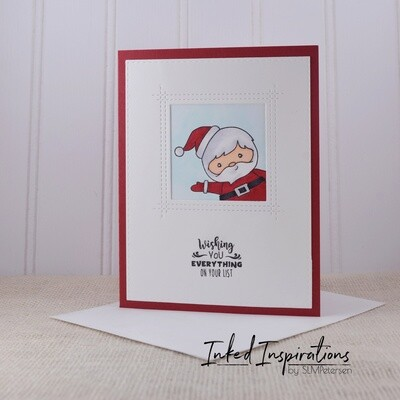 Wishing You Everything on Your List - Santa
