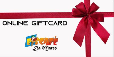 Eiscafe Da Marco - Giftcard