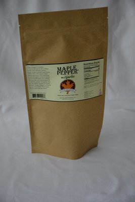 Maple Pepper® w/Garlic: 1 lb. bag