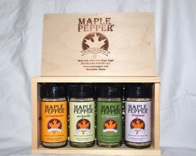 Maple Pepper®​ Sampler