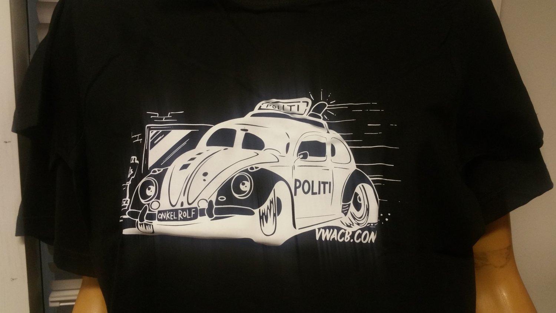 T-Skjorte Onkel Rolf Inverted