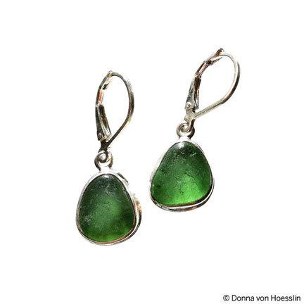 Sea Glass Earrings (CLASSIC DROP)