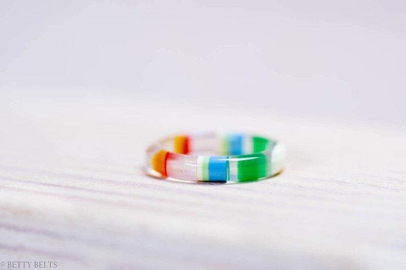 Upcycled Surfite Ring (CLASSIC)