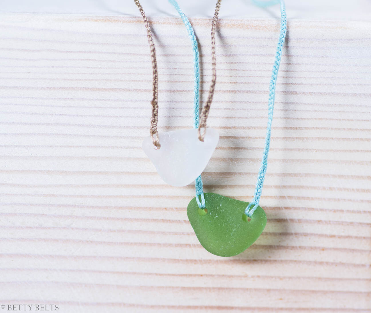 KAI Sea Glass Necklace