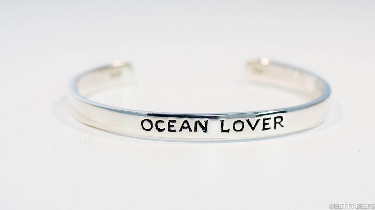 Ocean Lover Cuff