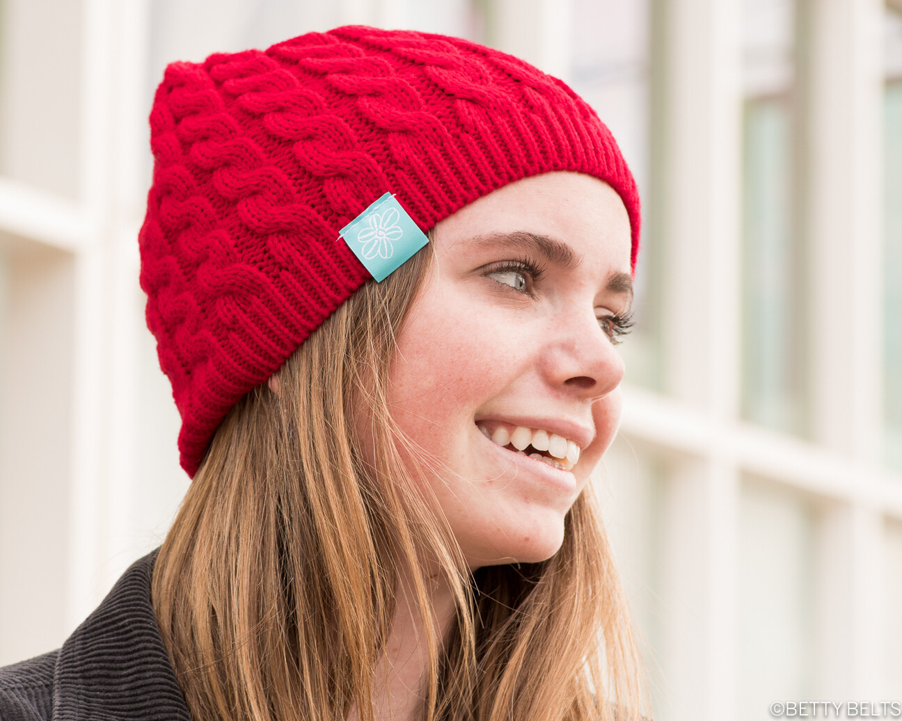 Classic Cable Knit Betty Beanie