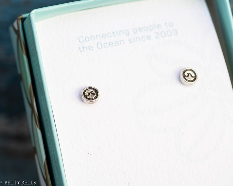 Nami Wave Stud earrings