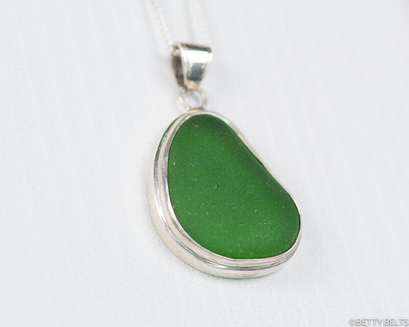Sea Glass Pendants (CLASSIC, REVERSIBLE & MEGA)