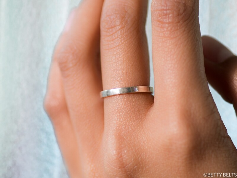 Simplicity Ring