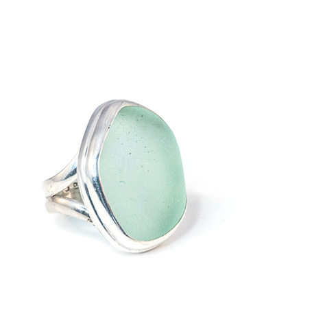 Sea Glass Ring (CLASSIC MEGA)