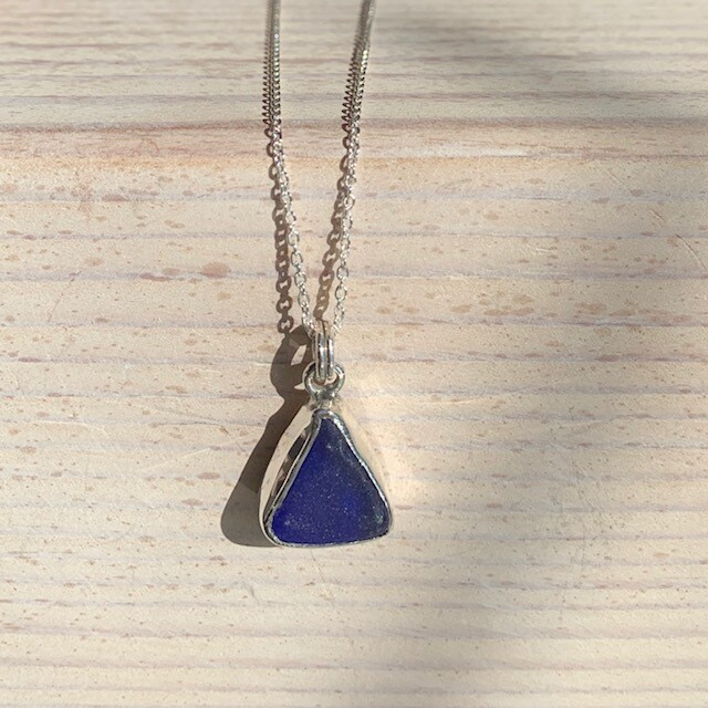 Sea Glass Necklace (Ventura Collection)