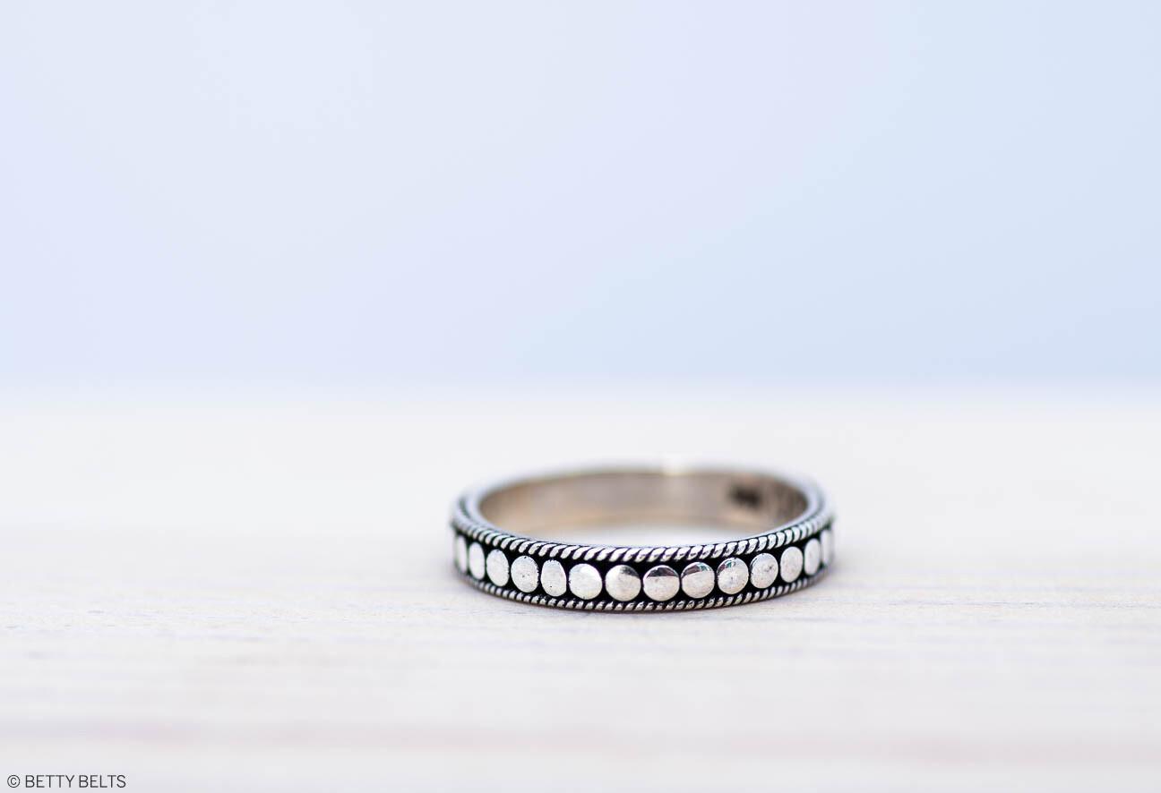 Bali Dots Ring
