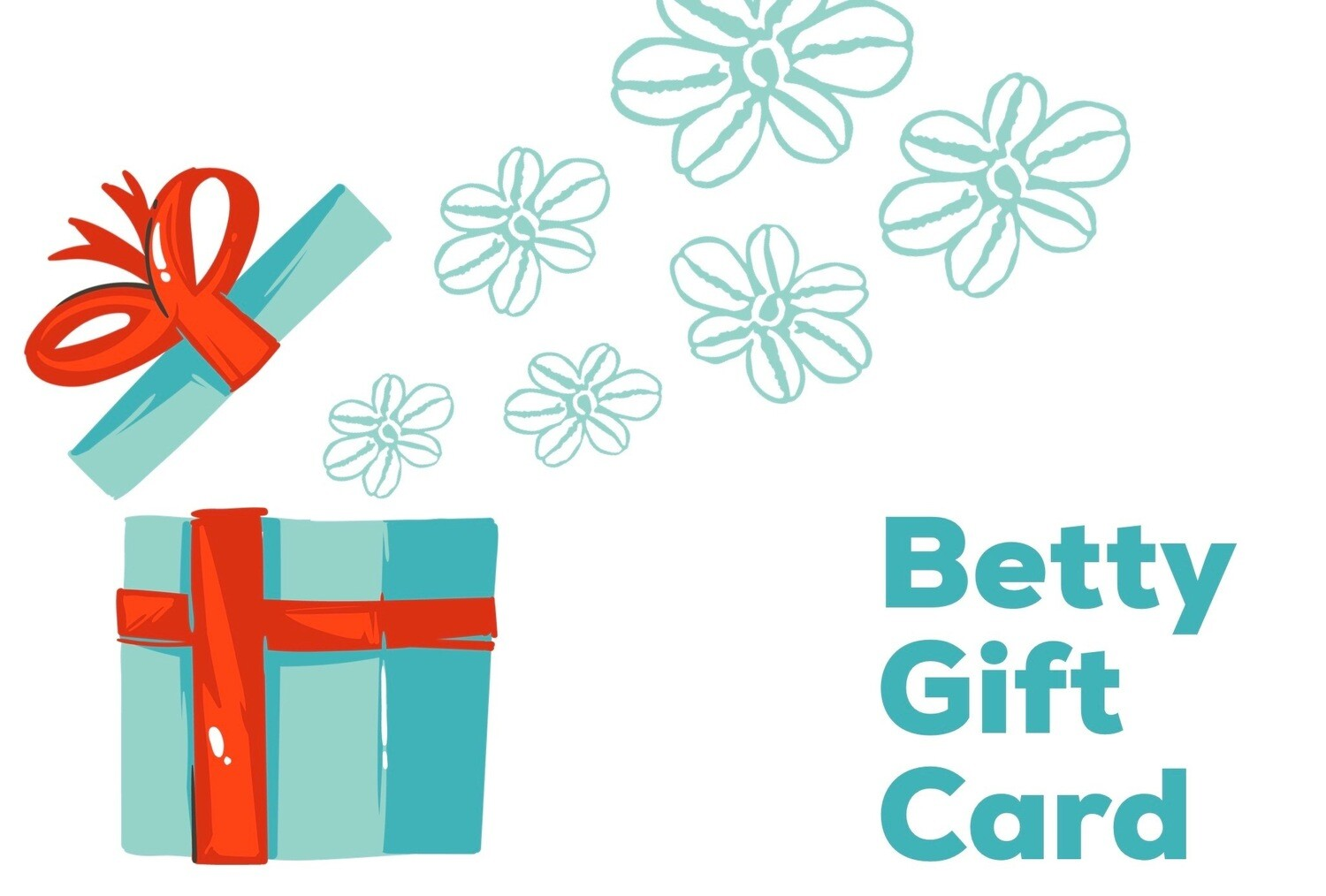 Betty Gift Card