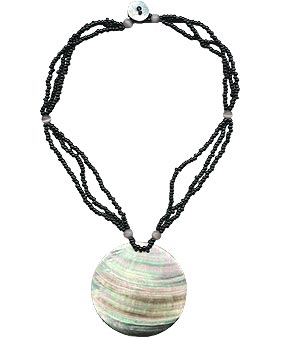 Hali Beaded Necklace