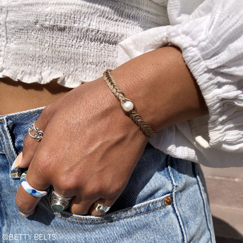 EMMA Pearl Bracelet