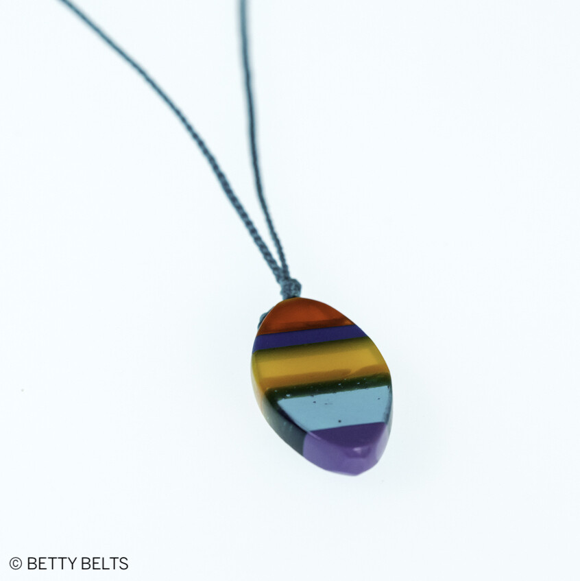 SURFY Upcycled Surfite Necklace