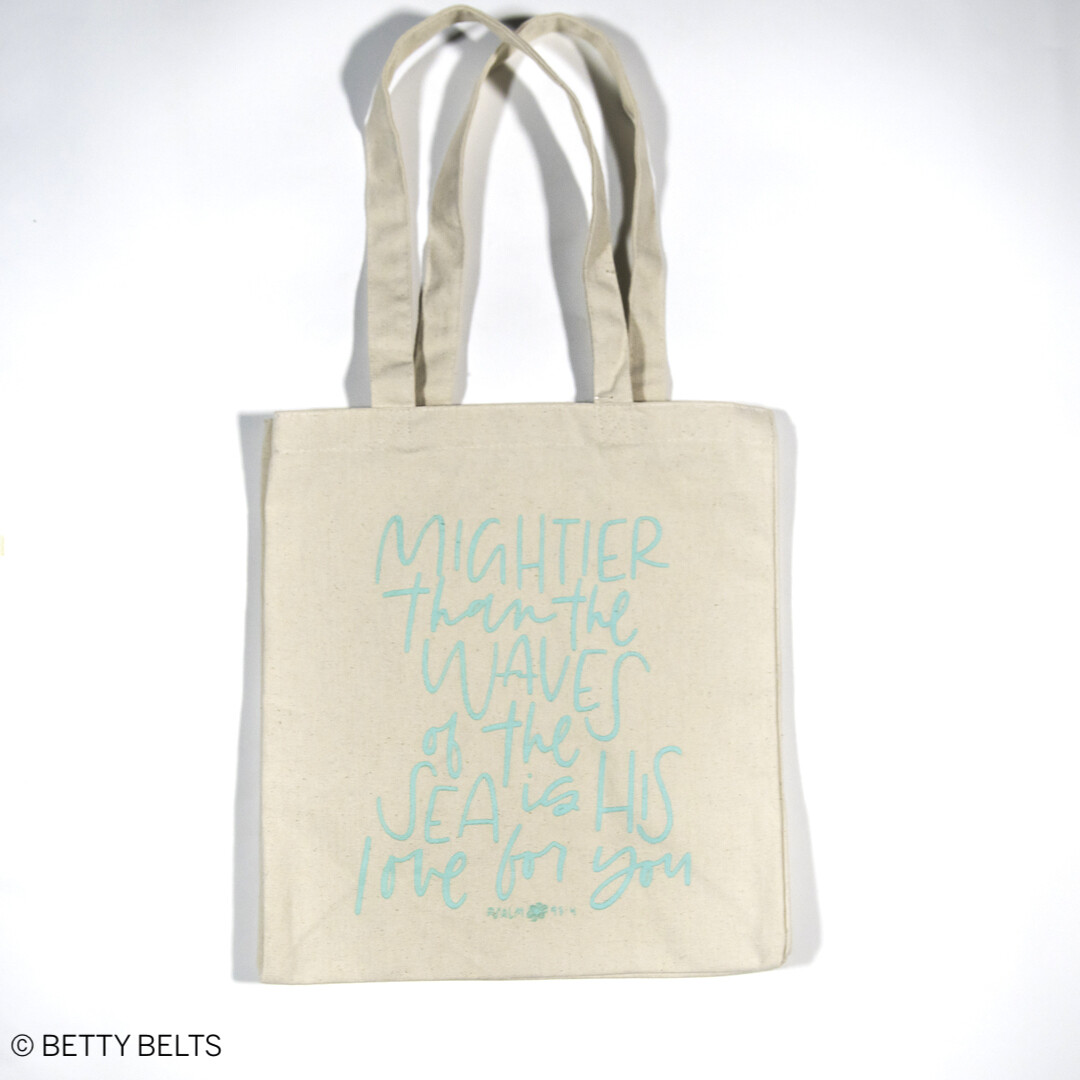 Psalm 93 Tote